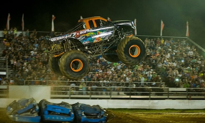 Monster Truck Fall Bash In York Pa Groupon