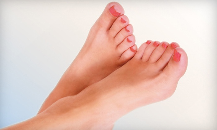 Lux-Spa Downtown - The Annex: One, Three, or Five pedi-Lux Pedicures at Lux-Spa Downtown (Up to 59% Off)