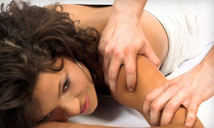 Seattle Area Massage & Wellness Clinics - Multiple Locations: Massage and Wellness Package at Seattle Area Massage & Wellness Clinics (Up to 88% Off). Three Options Available.