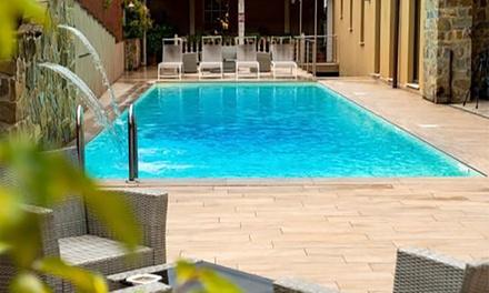 Cilento: camera, colazione/mezza pensione, grotta di sale e Spa Hotel Villa Venus