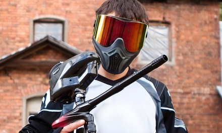 Paintball Outing for Two or Four with Admission, Gear, and 200 Paintballs at High Performance Paintball (Up to 59% Off)