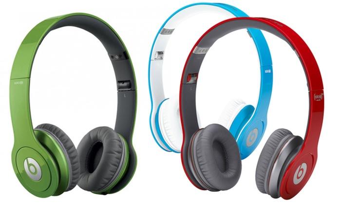 Beats by Dre Solo HD Headphones: Beats by Dre Solo HD Headphones
