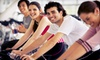 Omega Fit Club - Westwoods: 5 or 10 Group Spin or Kickboxing Classes at Omega Fit Club (Up to 67% Off)