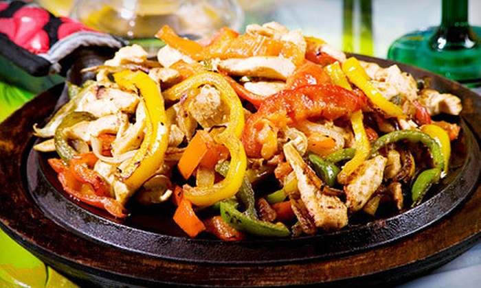 Lone Star Fajita Grill - Starin Central: Tex-Mex Cuisine and Drinks for Two or for Four or More at Lone Star Fajita Grill (Up to 53% Off)