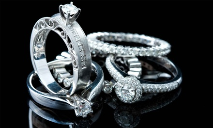Fine Jewelry or Jewelry Repair at KC Jewelers (Up to 67% Off). Three Options Available.