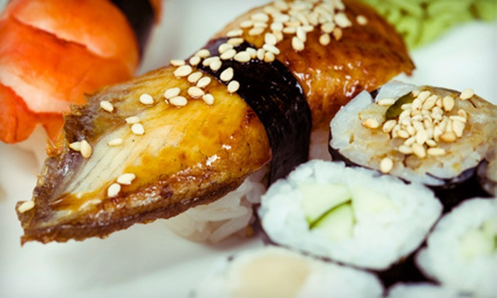 Ji Sushi - Silver Lake: Sushi, Oysters, and Drinks at Ji Sushi (Up to 53% Off). Two Options Available.