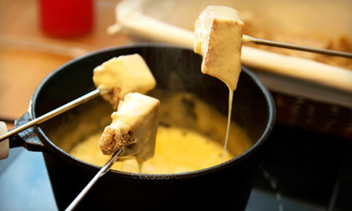 Melt! - North Beach: Savory and Dessert Fondue at Melt! (Half Off). Three Options Available.