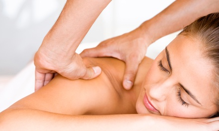One or Three 75-Minute Swedish or Deep-Tissue Massages at Wellness Hideaway (Up to 57% Off)