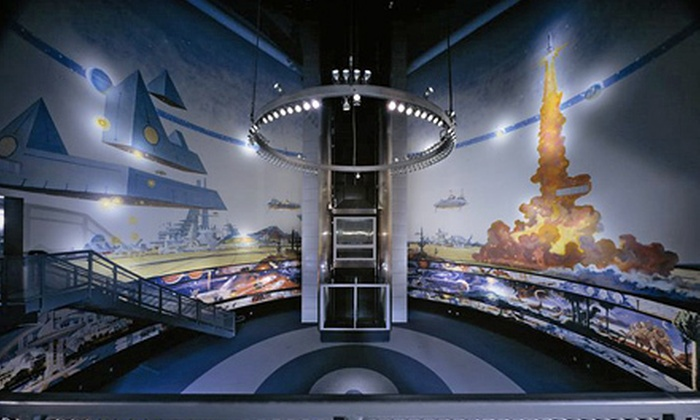 Challenger Space Center Arizona - Peoria: Individual, Two-Person, or Family Challenger Space Center Arizona Membership (Up to 53% Off)