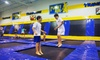 Planet Air Sports Deerfield Beach - Planet Air SPorts: $29 for an Indoor Trampoline Park Adventure at Planet Air Sports ($59.50 Value)