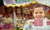 Oakland County Fair - Springfield Oaks County Park: $21 for One Day at Oakland County Fair for Four with Any Grandstand Event and Parking in Davisburg (Up to $42 Value)