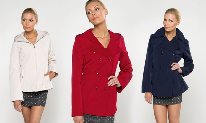 Croft & Barrow Women's Jackets: $34.99 for a Croft & Barrow Women's Jacket ($80 List Price). Multiple Styles Available. Free Shipping and Returns.