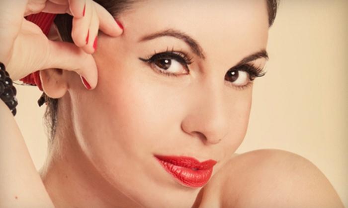Kira Threading - Yorba Linda: One or Three Eyebrow-Threading Sessions at Kira Threading (Up to 57% Off)