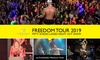 Fifty Shades Male Revue – Up to 82% Off