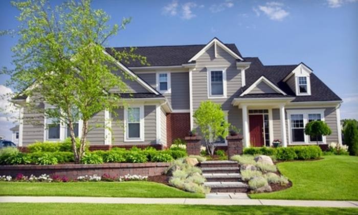 Sharp Lawn - Lexington: Broadleaf Weed Control, Lawn Aeration, or Lawn-Care Package from Sharp Lawn (Up to 77% Off)