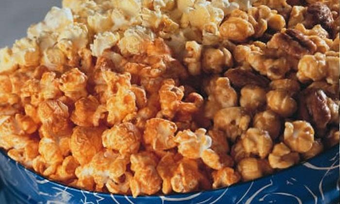 Holly's Popcorn - Mokena: Gourmet Popcorn at Holly's Popcorn (Half Off). Three Options Available.