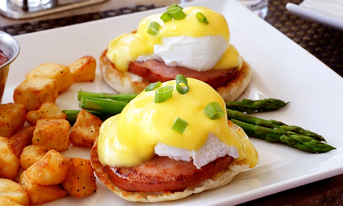 Gather McKinney - Downtown Mckinney: Sunday Brunch Buffet for Two or Four at Gather McKinney (52% Off)