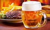$8 for Pub Fare and Drinks at Grattan Irish Pub