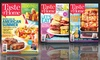 Taste of Home Magazine Subscription: 1-Year, 7-Issue Subscription to Taste of Home