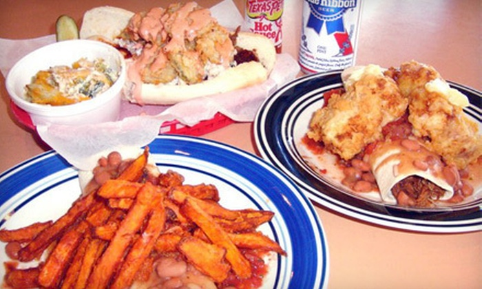 Big Fatty's Kitchen - Knoxville: $15 for $30 Worth of Southern Comfort Fare at Big Fatty's Kitchen