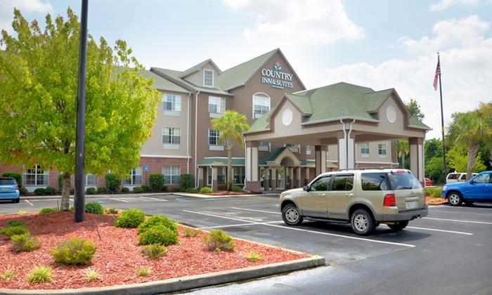 Country Inn & Suites Brunswick - Brunswick, GA: Stay at Country Inn & Suites Brunswick in Brunswick, GA. Dates into January.