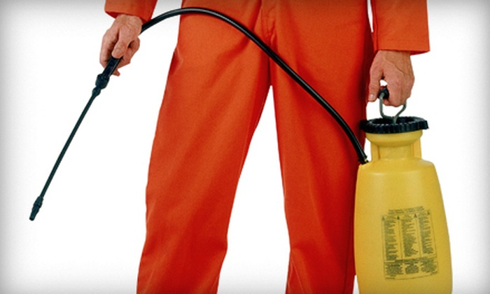 Priority Pest Services - Hampton Roads: $34 for a Pest-Control Treatment and Complimentary Termite Inspection from Priority Pest Services. Two Service Areas Available. ($75 Value)