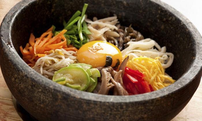 Kpop Korean Restaurant - Castro: $15 for $30 Worth of Dinner Cuisine at Kpop Korean Restaurant