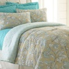 Up to 80% Off a Comforter and Coverlet Set