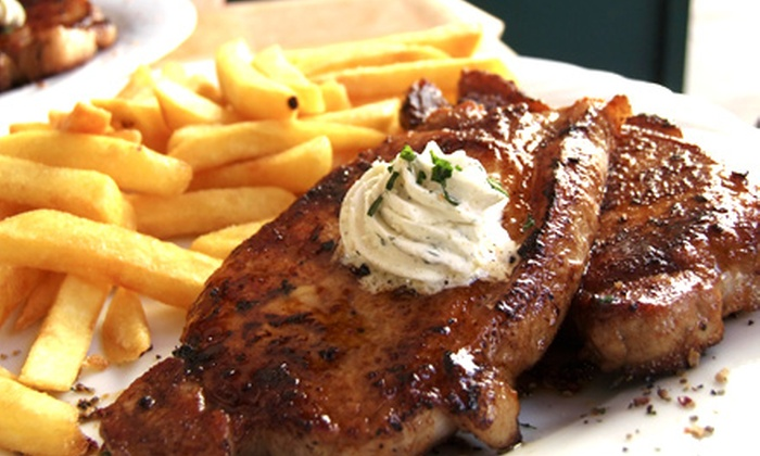 Joseph's Grill - Concord-Robert: $15 for $30 Worth of American Comfort Food at Joseph's Grill