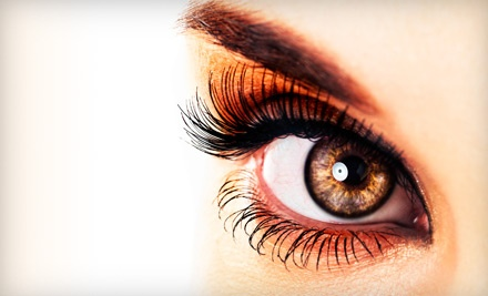 $79 for a Full Set of Eyelash Extensions at Lash Studio ($250 Value)