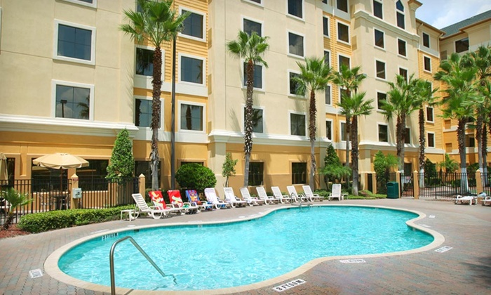 null - Orlando: Stay at Hawthorn Suites Universal in Orlando, FL, with Dates into December