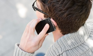 Mastro Inc: One-Month Cell Phone Plans from Mastro Inc (Up to 66% Off)