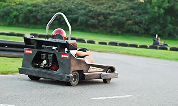 Karters Korner - Stittsville - Richmond: 24 or 16 Go-Kart Laps at Karters' Korner (Up to 50% Off)