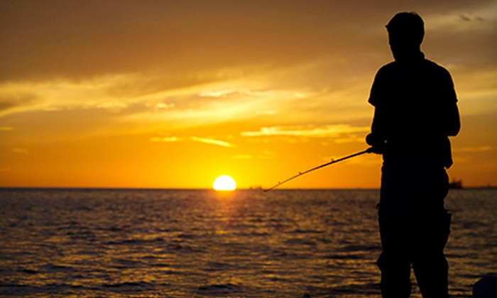 Canadian Trophy Fishing Adventures - Beaverton: $399 for a Salmon or Walleye Charter Fishing Trip for up to Five at Canadian Trophy Fishing Adventures ($699 value)