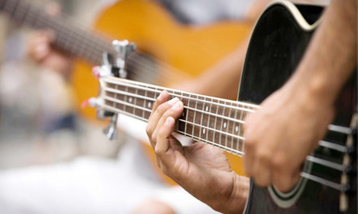 Bananas at Large - Multiple Locations: $49 for Four Music Lessons at Bananas at Large (Up to $240 Value). Two Locations Available.