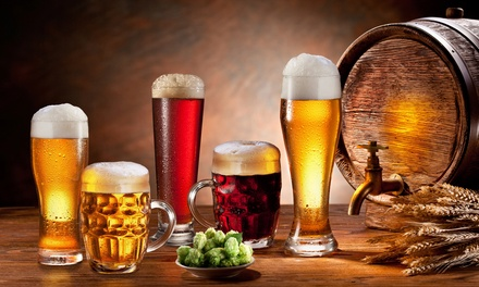 $69 for a Beer-and-Brewery Tour for One from The Hops Tour ($138 Value)