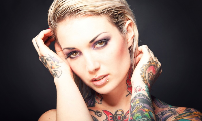 Adorn Body Art - Multiple Locations: $25 for $50 Worth of Piercing Services at Adorn Body Art