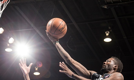 Austin Spurs NBA D-League Basketball Game at Cedar Park Center on January 2 or 11 (Up to 52% Off)