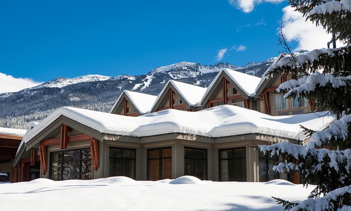 Aava Whistler Hotel - Whistler, BC: Stay with Daily Parking at Aava Whistler Hotel in Whistler, BC. Dates into April.