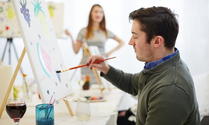 Canvas Painting Classes Atlanta
