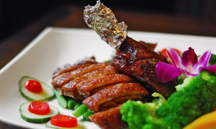 $15 for $30 Worth of Asian Cuisine at Saketumi Asian Bistro