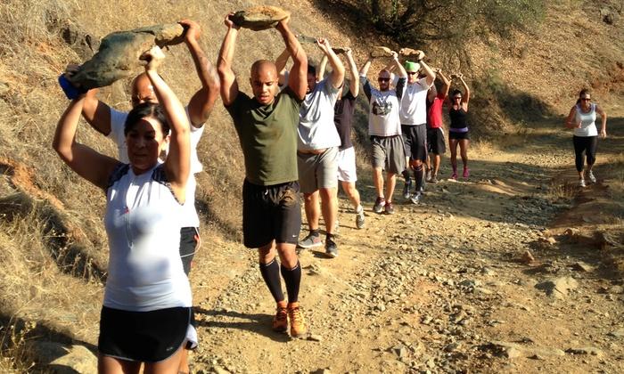 Gut Check Fitness Sacramento - Rocklin: 10 or 20 Outdoor Boot-Camp Classes at Gut Check Fitness Sacramento (48% Off)
