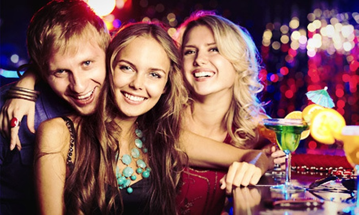 The Night Train - Las Vegas: A-List Night Club Crawl with Party Bus and Unlimited Drinks Option Aboard Maxim Travel's Night Train (51% Off)