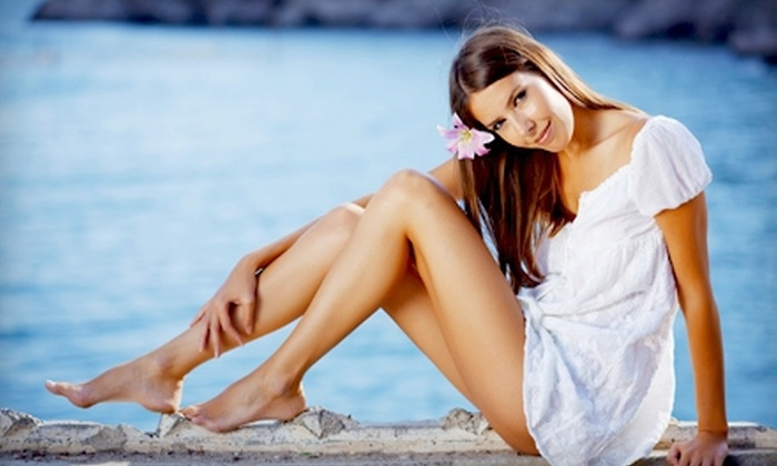 Touch of Life Med Spa - Multiple Locations: Laser Hair Removal at Touch of Life Med Spa (Up to 91% Off). Three Options Available.