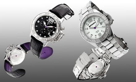 Breed Royal Swiss Limited Edition Men's Von Glarus or Von Genf Swiss Watch from $149.99–$169.99