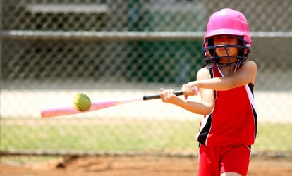 image for Up to 58% Off Batting Cage — All-Star <strong>Baseball</strong> School