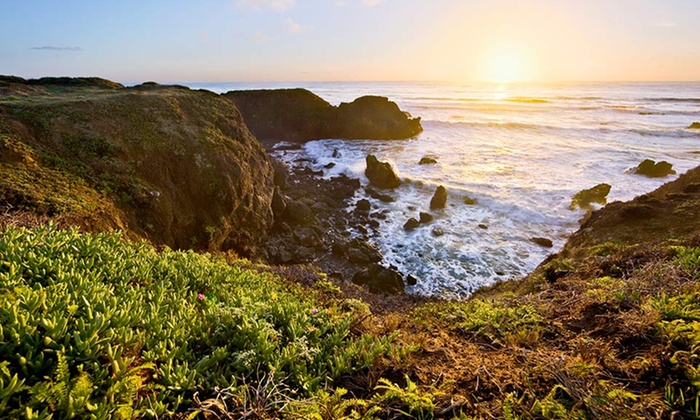 null - Stockton: Stay at The Morgan – San Simeon in San Simeon, CA. Dates Available Into April.