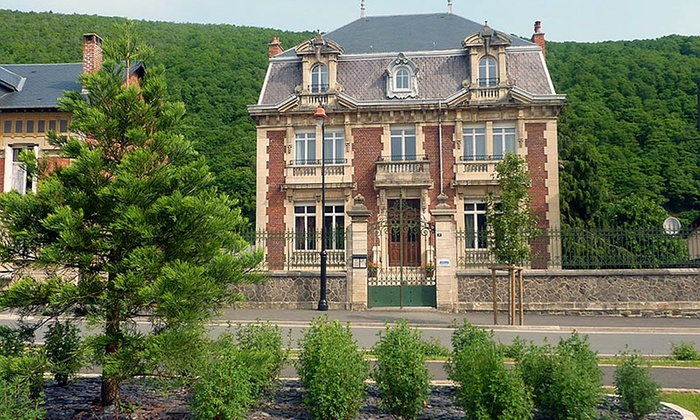 Hotel Spa Ardennes Francaises