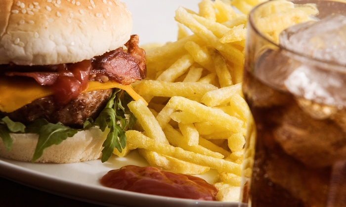 Davenport Roadhouse - Davenport: Casual American Food at Davenport Roadhouse (40% Off). Four Options Available.