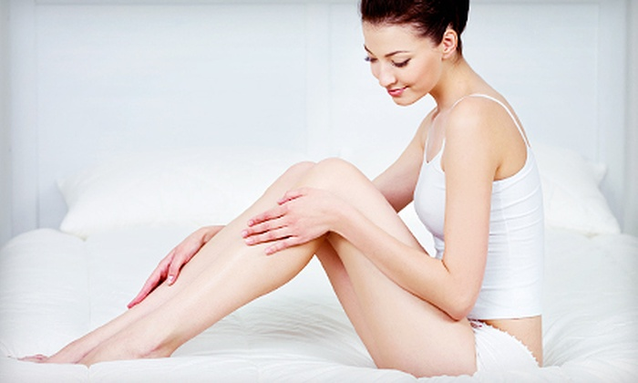 Metropolitan Med Spa - Lorton: Three or Six Laser Hair-Removal Treatments for a Medium or Large Area at Metropolitan Med Spa (Up to 85% Off)